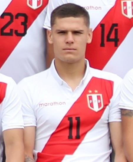 Sebastián Gonzales (Foto: Prensa FPF)