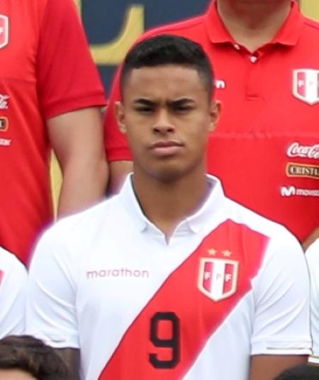 Christopher Olivares (Foto: Prensa FPF)