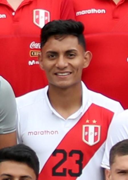 Kevin Sandoval (Foto: Prensa FPF)