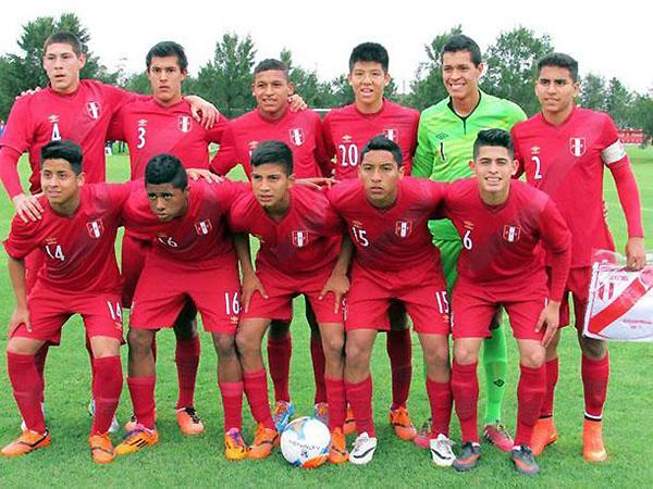 El primer objetivo de la Sub-17 será acceder al Hexagonal Final (Foto: auf.com.uy)