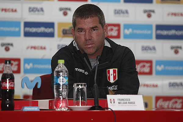 En octubre, Francisco Melgar asumió como Jefe de la Unidad Técnica de Futsal en la FPF. (Foto: Prensa FPF)