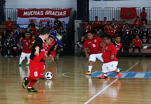 Perú acabó en un honorable quinto lugar dentro de la Copa América de Talla Baja. (Foto: Prensa Copa América Talla Baja)