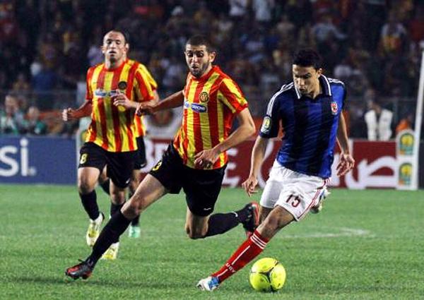 El Espérance tuvo todo para lograr el título como local pero el Al-Ahly cortó el sueño de los tunecinos (Foto: Reuters)