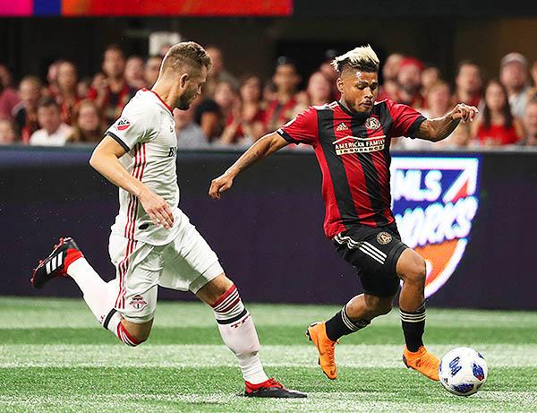 Toronto FC - Atlanta United (Foto: MLS)