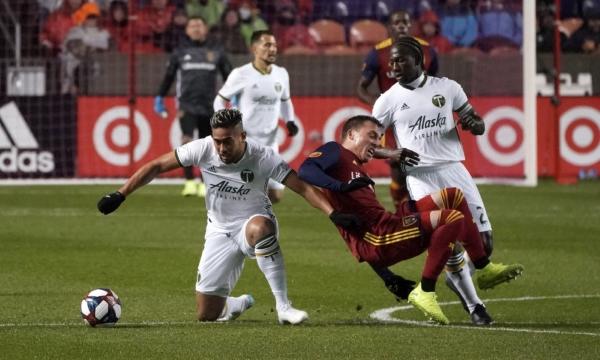Portland Timbers resbaló duramente ante Real Salt Lake y vio abruptamente concluida su participación en la MLS 2019. (Foto: prosoccerusa.com)