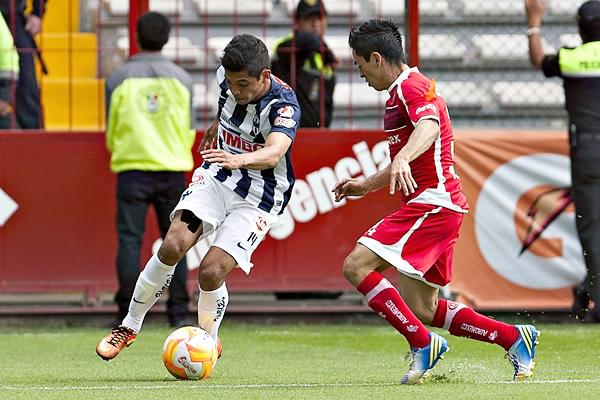 Jesús Corona, uno de los talentos de México, sigue creciendo a medida que gana experencia jugando para el Monterrey (Foto: Mexsport)