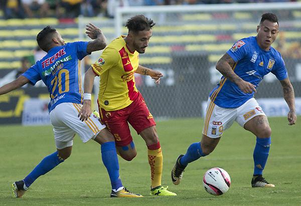 Monarcas Morelia tuvo una actuación destacada en el Apertura, luego que meses atrás salvara del descenso. (Foto: Mexsport)