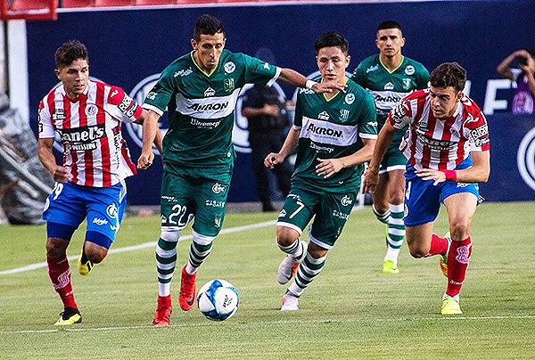 Zacatepec - Atlético San Luis (Foto: Reporte Noreste)