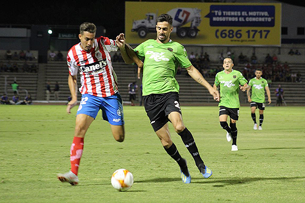 Juárez - Atlético San Luis (Foto: Prensa FC Juárez)
