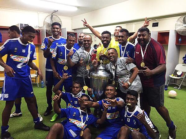 Lautoka fue el campeón de Fiji. (Foto: Prensa Lautoka)