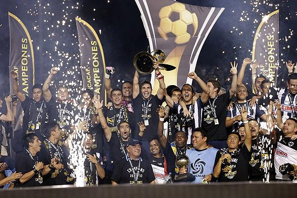 Monterrey cerró una buena temporada con el título de clubes en la Concacaf (Foto: Mexsport)
