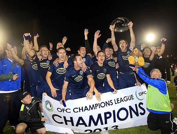 El fútbol australiano mantuvo su hegemonía en Oceanía con el título que ganó Auckland City (Foto: aucklandcityfc.com)