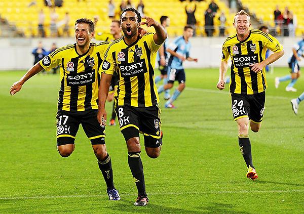 Wellington Phoenix es el club que compite en la liga de Australia. La única institución con carácter profesional en el país. (Foto: sportbox.co.nz))