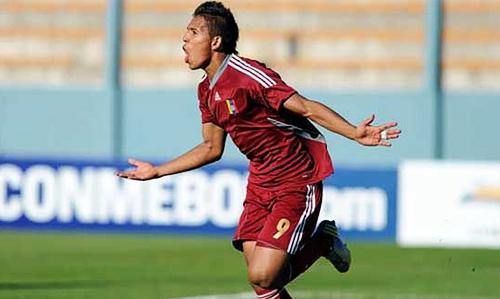 Andrés Fabián Ponce promete ser la estrella que Venezuela necesita para llegar lo más lejos posible en el torneo (Foto: minci.gob.ve)