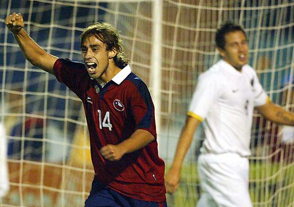 Chile ha tenido varios duelos ante Nueva Zelanda. En el país del Sur, los locales ganaron con comodidad. (Foto: Photosport)