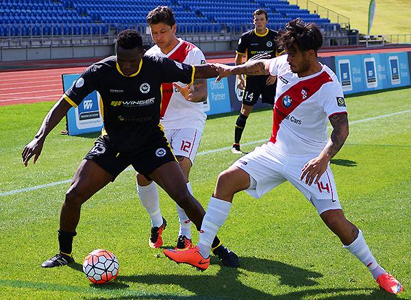 En la liga de Nueva Zelanda no hay descenso. (Foto: inthebackofthenet.wordpress.com)