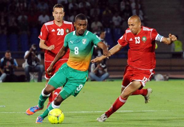 Costa de Marfil sigue siendo referente del fútbol en África por lo que suele ser uno de los favoritos para llegar a la Fase Final de la Copa del Mundo (Foto: AFP)