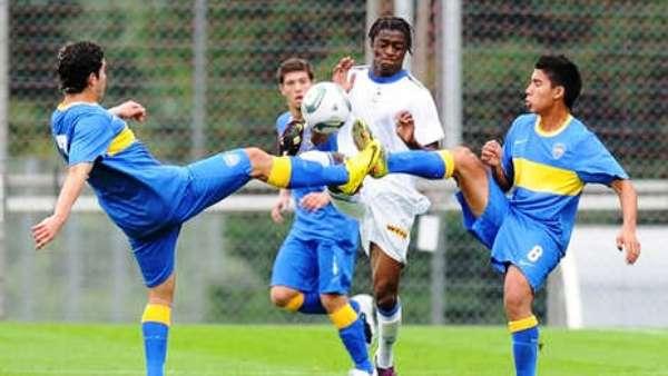 Boca Juniors es uno de los equipos con mayor cartel que tomará parte de este certamen. Los 'Xeneizes' vienen de una gira por Suiza, tras participar de un torneo juvenil organizado por la Fifa (Foto: fifa.com)