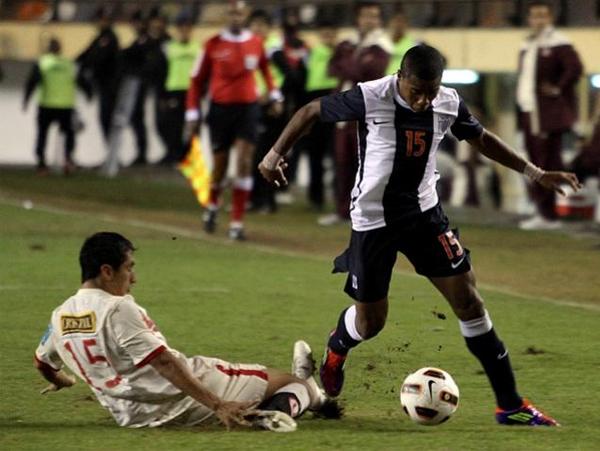 La pasión del clásico de los mayores se repitió en el de la Libertadores sub 20 que se disputó en 2011 (Foto: luizcore.wordpress.com)
