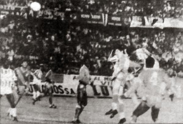 Atlético Nacional, en su camino para ser campeón de la Libertadores 1989, se enfrentó a Emelec (Foto: emelectrico.wordpress.com))