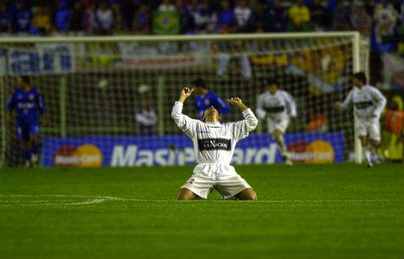 Olimpia volvió a ser protagonista de una remontada, de nuevo ante un equipo brasileño, Sao Caetano. (Foto: Atribuna.com.br)