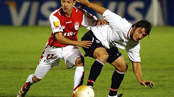 Estudiantes y Santa Fe superaron el grupo 2 de la Libertadores 2006, eliminando a Sporting Cristal (Foto: AP)