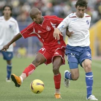 Ross estuvo en sintonía con Tacna: apagado y abstraído de una circunstancia futbolísticamente tan relevante como la Libertadores (Foto: EFE)