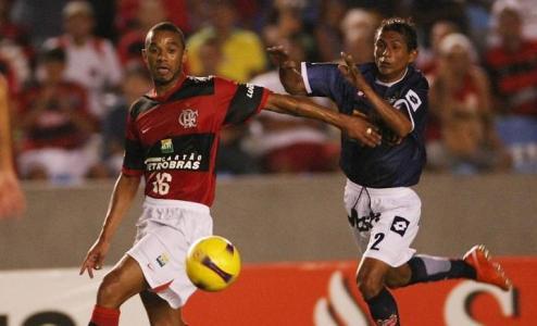 Chiroque fue gravitante en el 'Maracaná' y a punto estuvo de sellar una histórica victoria cusqueña (Foto: globo.com)
