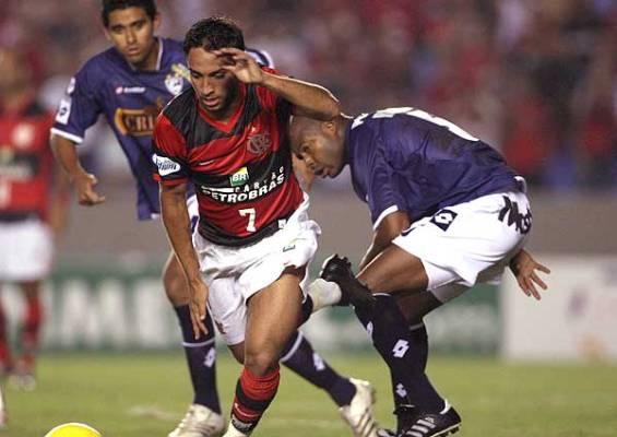 Cienciano le hizo un partido digno a Flamengo, pero igual no pudo evitar la derrota (Globo.com)