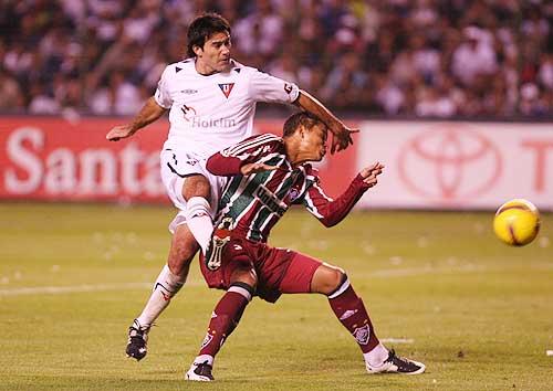 Bieler anotó así el primer tanto de la noche (Foto: elcomercio.com)