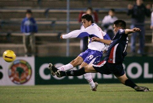 El gol de Gutiérrez y el final del sueño santo en San Carlos de Apoquindo (Foto: Reuters)
