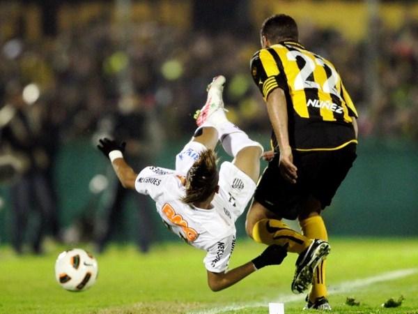 El '11' fue clave en la campaña por la Copa Libertadores y desde que Menezes llegó al cargo de la selección brasileña es uno de los fijos en las convocatorias (Foto: Reuters)