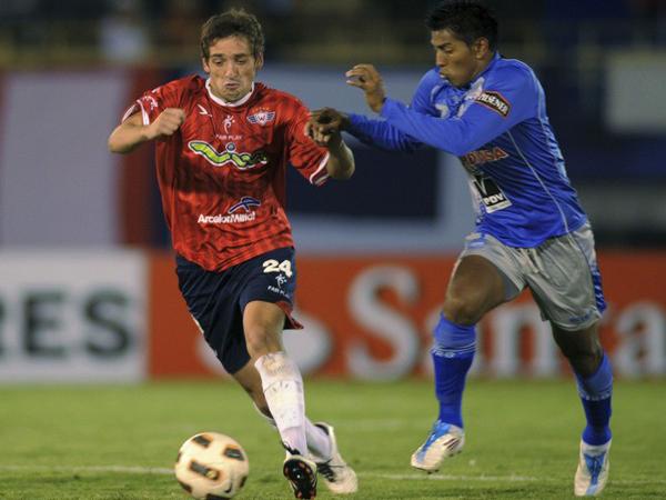 En 2011 la Copa Libertadores tuvo a Jorge Wilstermann como uno de sus participantes pese a que ese año el equipo boliviano actuó en la segunda categoría de su país (Foto: Reuters)