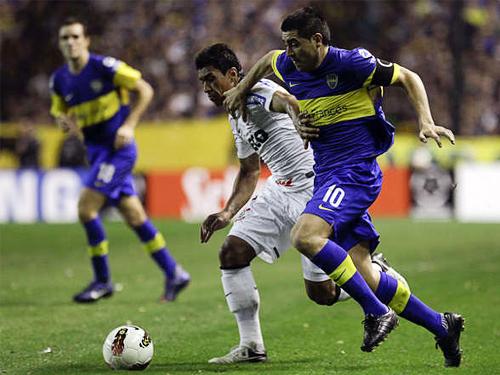 Corinthians y Boca reeditarán la última final de la Copa Libertadores. Sin duda, es la llave más atractiva de octavos (Foto: ole.com.ar)