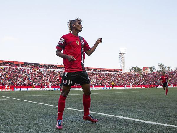 Todo pintaba bien para Tijuana hasta el segundo tiempo luego que Fidel Martínez anotó el 2-0 para su equipo (Foto: Imago 7)