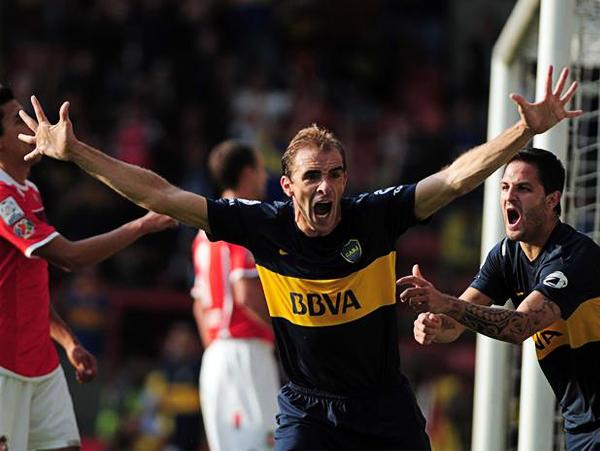 Boca Juniors peleó contra sus propias limitaciones para llegar hasta los Cuartos de la Libertadores cuando pocos lo tenían entre los favoritos (Foto: Mexsport)