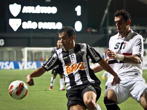 Atlético Mineiro ha ido pasando pruebas desde la Fase de Grupos hasta convertirse en uno de los favirtos del torneo aunque ahora le toca un viaje largo al enfrentar al Tijuana (Foto: Prensa Atlético Mineiro)
