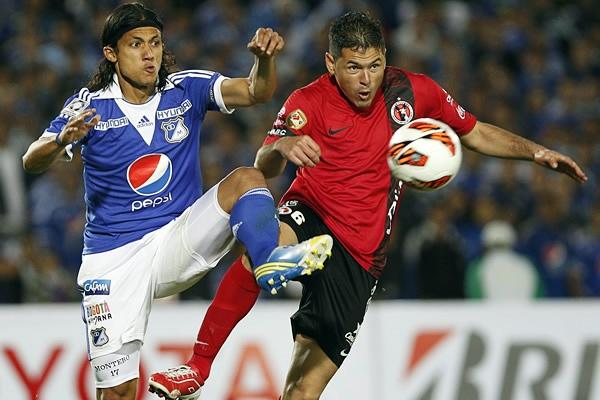 Xolos Tijuana mantiene a los equipos mexicanos como habituales protagonistas en Sudamerica (Foto: AP)