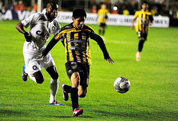 The Strongest sorprendió a todos y logró su boleto a la siguiente fase, donde tendrá que medirse con Defensor Sporting (Foto: diario La Razón de Bolivia)