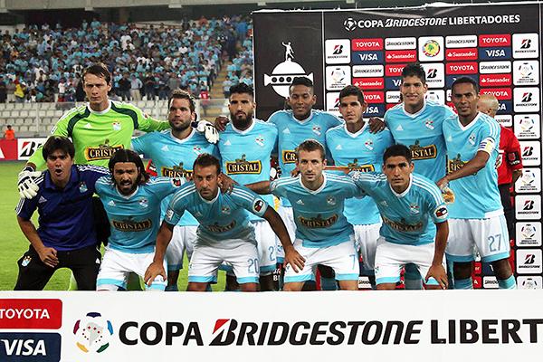 Sporting Cristal (Foto: prensa Sporting Cristal)