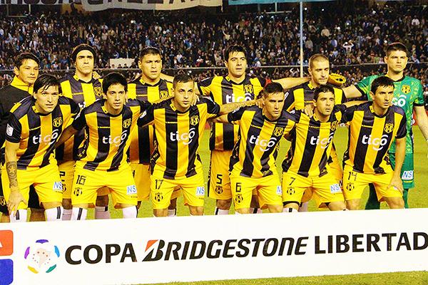 Foto: prensa Club Guaraní