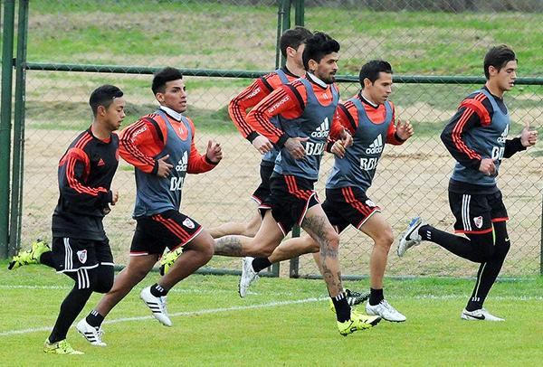 River sumó a jugadores como 'Lucho' González y Javier Saviola para la Libertadores (Foto: La Página Millonaria)