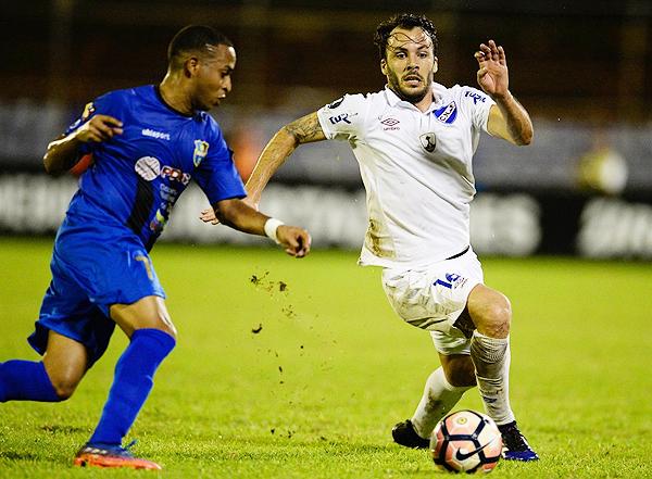 Zulia y Nacional empataron sin goles. (Foto: AFP)