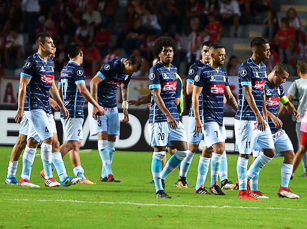 La derrota en La Plata marcó el fin del proceso para Ibáñez con Real Garcilaso. (Foto: prensa Real Garcilaso)