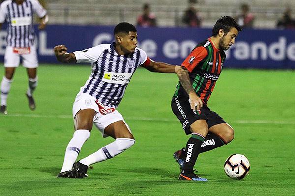 Alianza Lima perdió ante Palestino en Matute y se quedó al margen de todo en Sudamérica. (Foto: Pedro Monteverde / DeChalaca.com)