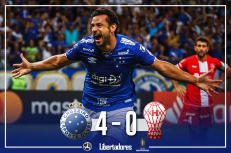 Foto: Prensa Cruzeiro
