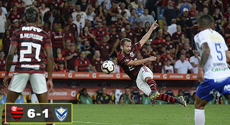 Foto: Prensa Flamengo