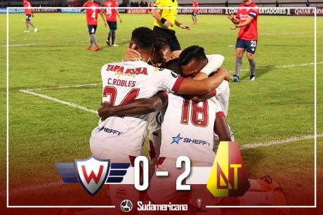 Foto: Prensa Deportes Tolima