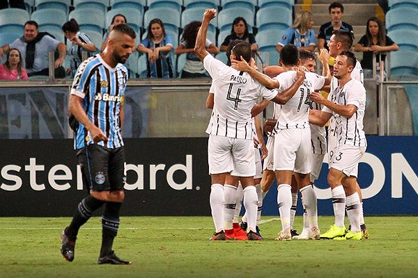 Con gol de Bareiro, Libertad salió airoso. (Foto: AFP)