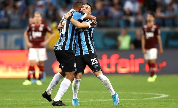 Ya que algunos titulares como Luan no estuvieron en su mejor noche, la solución para Gremio llegó desde el banco, vía Pepé. (Foto: FIFA)